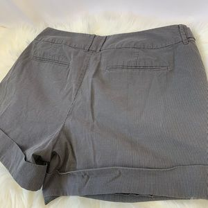 Calvin Klein Gray Cargo Chino Everyday Shorts